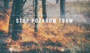 """Ruszyła nowa edycja kampanii """"Stop pożarom traw"""""""
