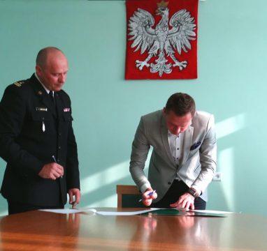 Porozumienie o współpracy z WWFiS w Białej Podlaskiej