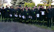 Zakończyło się szkolenie podstawowe strażaków OSP