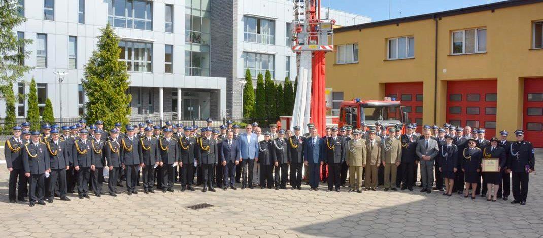 Dzień Strażaka w Komendzie Miejskiej PSP w Białej Podlaskiej