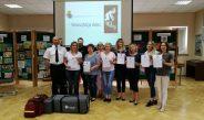 """5 warsztaty szkoleniowe w ramach kampanii edukacyjnej """"Strażak Uczy Ratować"""" zorganizowane w Komendzie Miejskiej PSP w Białej Podlaskiej"""