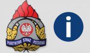 Ogłoszenie o zamówieniu publicznym na średni samochód ratowniczo-gaśniczy